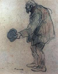 El oficio de mendigo por M.J. Andreo